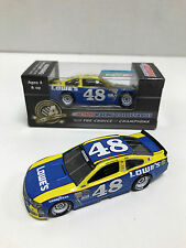 NASCAR 2016 JIMMIE JOHNSON  #48 LOWES DARLINGTON SPECIAL 1/64 CAR 2016 CHAMPION