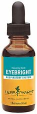 Herb Pharm Eyebright Extract for Respiratory System Support - 1 Ounce