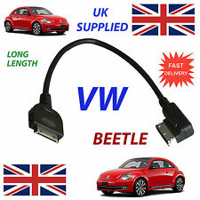 VW BEETLE MDI 0051446L LONG LENGTH iPhone iPod in car Cable replacement