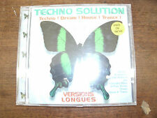 TECHNO SOLUTION vol 1 Techno Dream House  Compil CD