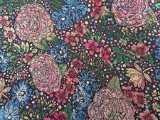 Liberty Crepe De Seda 100%, (por Metro) tela del vestido, bufandas