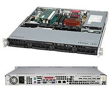 `*•.✿.•*`*•.NEW.•*¨New Supermicro CSE-813MTQ-350CB 350W 1U Server Chassis BLACK