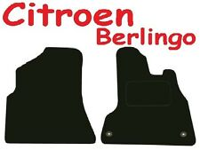 Citroen Berlingo Van Tailored car mats ** Deluxe Quality ** 2016 2015 2014 2013