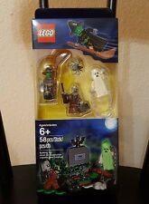LEGO #850487 Halloween Accessory Set - ZOMBIE WITCH GHOST - Brand New & RETIRED!