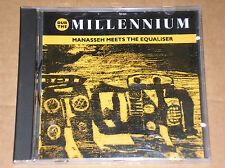 MANASSEH MEETS THE EQUALISER - MILLENNIUM - CD