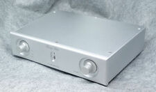 Silver 2606A Full aluminum preamp chassis Power amp box /DIY case