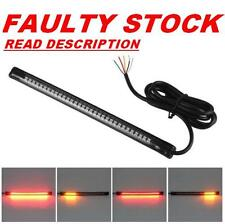 32 LED Bike Light  Tail Brake Turn Signal Bright Red & amber ( FAULTY STOCK) no2