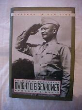 KONECKY Book  DWIGHT D. EISENHOWER SOLDIER OF DEMOCRACY  LEADERS OF OUR TIME Ser