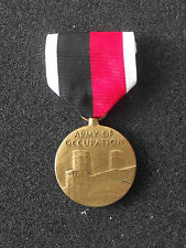 (A19-070) US Orden WWII Occupation Army Medal