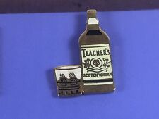 pins pin badge alcool SCOTH WHISKY TEACHER'S SIGNE AB