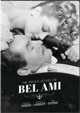 Private Affairs Of Bel Ami (2016, DVD NEUF)