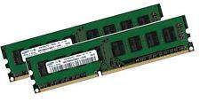 2x 8GB 16GB RAM DDR3 1600 MHz Fujitsu Siemens CELSIUS W420 D3162 Samsung
