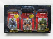 MOTU,Commemorative 5 pack with MOSS MAN,Masters of the Universe,MISB,He Man