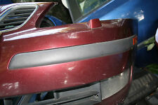 Saab 9-3 2003-2007 bumper trim with lens left driver's 2004 2005 2006