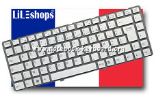 Clavier Fr AZERTY Sony Vaio VGN-NW2MTF/S VGN-NW2SRF/S VGN-NW2STF/T VGN-NW2ZRF/N