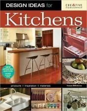 Design Ideas for Kitchens (2nd edition) (Home Decorating), Kitchen, Home Decorat