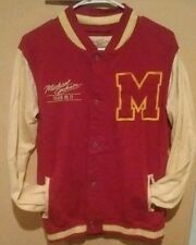 Michael Jackson Rare Varsity Thriller Hot Topic Jacket Size Small This Is It