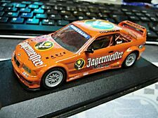 Bmw m3 e46 GT DTM racing Jägermeister transformación based pma 1:43