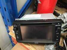2015 toyota yaris radio rear view camera back up display screen cd player OEM