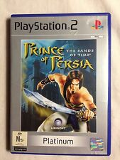 Prince of Persia Sands of Time - PS2 Playstation 2 - $2 Off Per Extra Game*