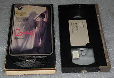 BUTTERFLY VHS HORROR NO HOT YES PIA ZADORA INTRO 1ST VESTRON RELEASE RARE OOP-#C