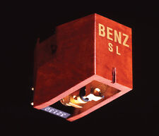 Benz Micro Wood  SL MC moving Coil low output phono cartridge new in Box