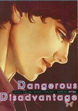 BBC Sherlock ENGLISH YAOI Doujinshi Holmes x Watson Dangerous Disadvantage SH2JW