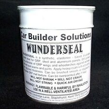 Wunderseal Underbody Sealer Coating Use On GRP and Metal Panels Kit Car, Classic