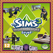 The Sims 3 High End Loft Stuff (PC) Brand New