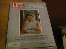 Life September 15, 1967 Good Condition COMPLETE