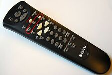 (NEW) SANYO FXGF REMOTE CONTROL for TV VCR CABLE ( Fast Shipping! )