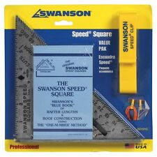 Aluminum Angle Rafter Speed Square by Swanson S0101