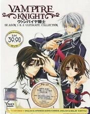 DVD Vampire Knight S1 & S2 Vol. 1 - 26 End English Ver.