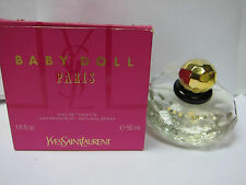 France Yves Saint Laurent YSL 50 ml 1.6 oz Eau De Toilette EDT perfume 17Mar17