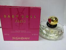 France Yves Saint Laurent YSL 50 ml 1.6 oz Eau De Toilette EDT perfume 17Mar17