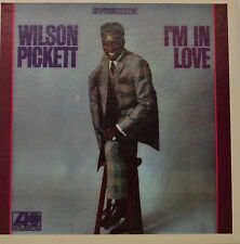 "WILSON PICKETT - I M IN LOVE- JEALOUS LOVE - HELLO SUNSHINE   EP 7""SINGLE (G431)"