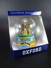 Oxford Schneekugel Großbritannien England Snowglobe Snowstorm !