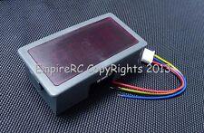 3.5 Digit Digital LED Voltage VoltMeter Panel Meter (DC 5V) (200mV) Red Color