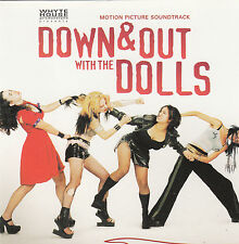 Down And Out With The Dolls-2002-Original Movie Soundtrack-12 Track-CD