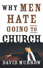 Why Men Hate Going to Church - David Munrrow BRAND NEW