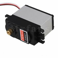 N10036 9KG Metal Torque Steering Gear Servo for RC 1:8 RC 1:10 Model Car Black
