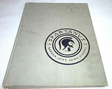 Nice 1968 Garden Spot High School Eastern Lancaster County Year Book
