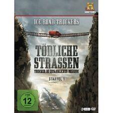 ICE ROAD TRUCKERS: TÖDLICHE STRASSEN - STAFFEL 1 3 DVD NEU