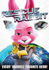 Rescue Rabbit (DVD, 2016) Peter Claridge