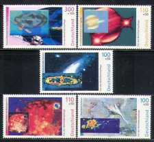 Germany 1999 Space/Holograph/Astronomy/Science/Comet/Galaxies 5v set (n27840)