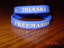 FREEMASON WRISTBANDS