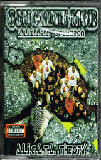 A.L.I.G.A.T.A. THEORY(PA) - CONCRETE MOB  ( Cassette ) BRAND  NEW FACTORY SEALED