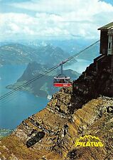 BT18454 telepherique du mont pilate  france cable train