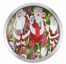 "Ginger Snaps Jewelry ""Jolly Santas"" SN19-15 Buy 4 Get 1 $6.95 Snap Free"