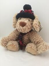 St. Jude Childrens Hospital Charity Plush Kobie The Puppy Dog Winter Scarf Hat